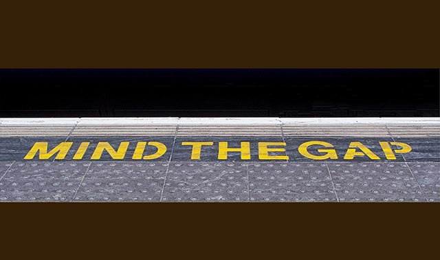 """Mind the Gap!"" – Effective Risk Management"